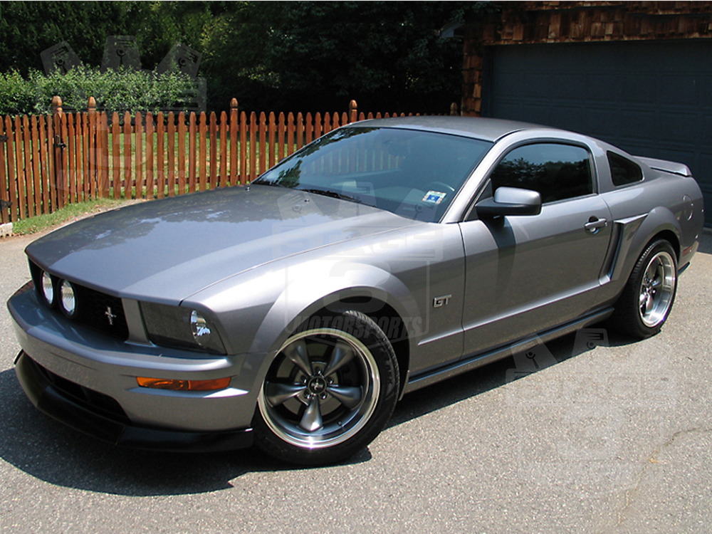 2005-2009 Mustang Xenon Side Scoops