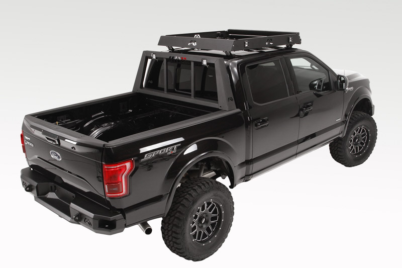 1999 2016 f150 f250 f350 fab fours roof rack rr48. Black Bedroom Furniture Sets. Home Design Ideas