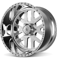 1999-2019 F250 & F350 American Force 20x14 Baus SS8 Wheel - Polished