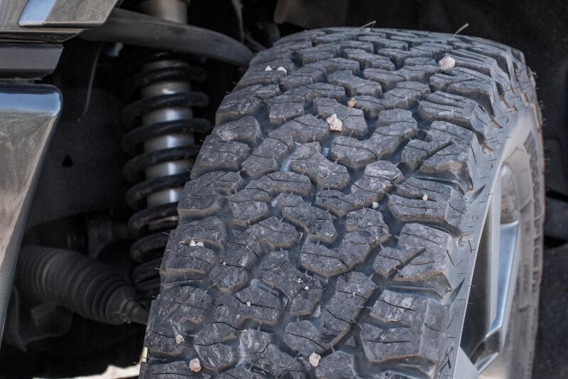 315/70R17 BF Goodrich All-Terrain T/A KO2 Off-Road Tire ...