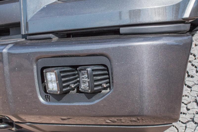 2015 2017 F150 S3m Complete Rigid D Series Fog Light