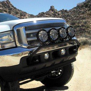 2008 2012 f250 super duty kc hilites 4 tab front end light bar kc 74241 hover to zoom aloadofball Images
