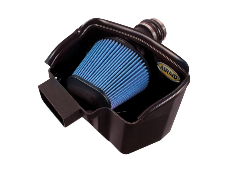 2013-2019 Explorer Sport 3.5L EcoBoost Airaid MXP Blue SynthaMax Intake Kit (Dry)
