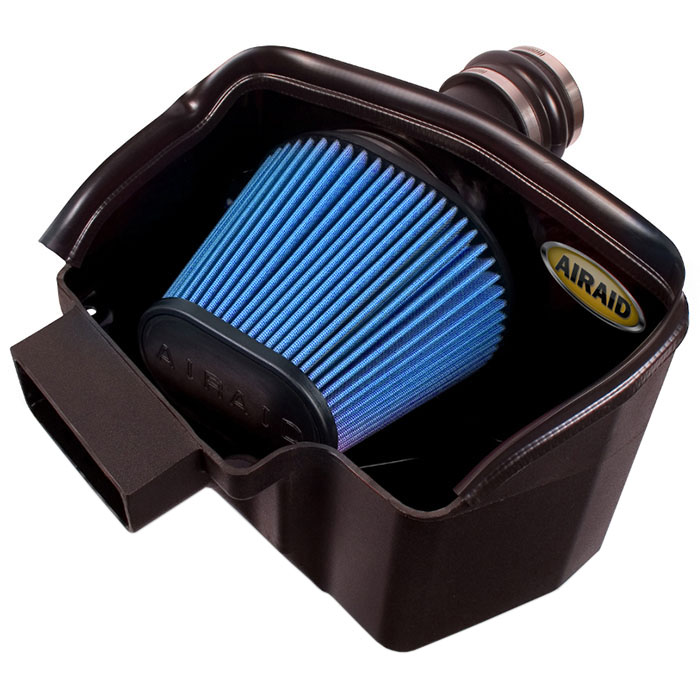 10-17 Taurus SHO EcoBoost AIRAID MXP Blue SythnaMax Cold Air Intake System (Dry)