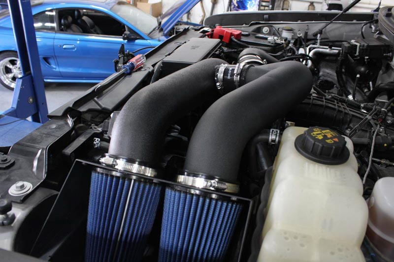 2011 F150 3 5l Ecoboost Afe Cold Air Intake Amp Edge Cts