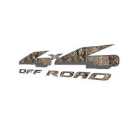97-08 F150 4x4 Off-Road RealTree AP Bedside Decals