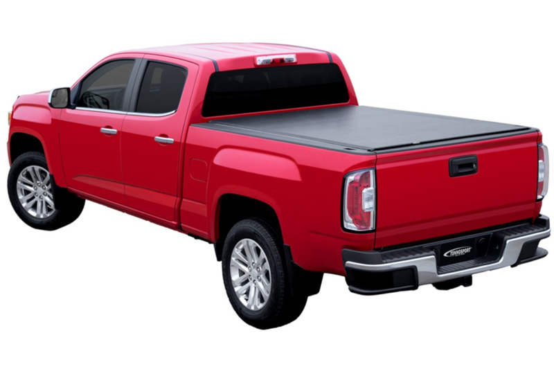 Lund Genesis Elite Roll Up Soft Roll Up Truck Bed Tonneau Cover Fits 2019-2020 Ford Ranger 5 Bed 968114