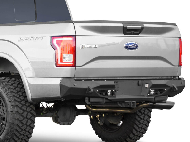 2015-2020 F150 ADD Stealth Fighter Rear Off-Road Bumper for Sensors