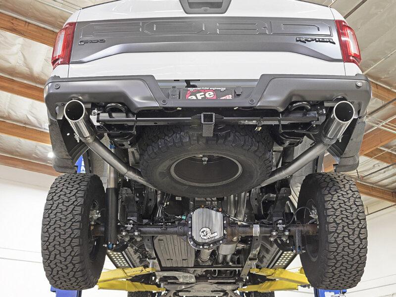 2017 Raptor Ho 3 5l Ecoboost Afe Mach Force Xp 3 Quot Dual
