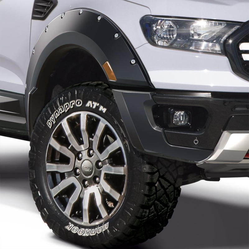 2019 Ranger Air Design Fender Flares W Extensions