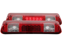 2004-2008 F150 ANZO LED Third Brake Light (Red/ClearLens)