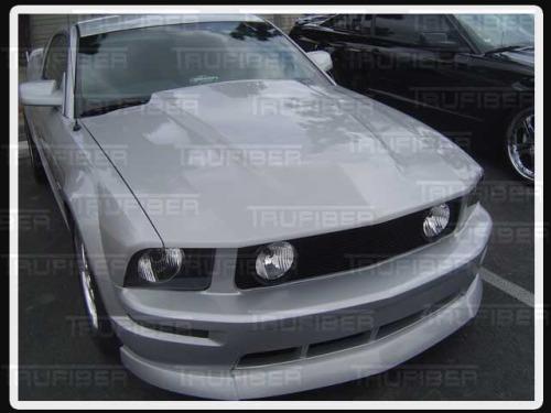 2005 2009 Mustang Trufiber A49 2 Quot Cowl Hood 10024 A49 2