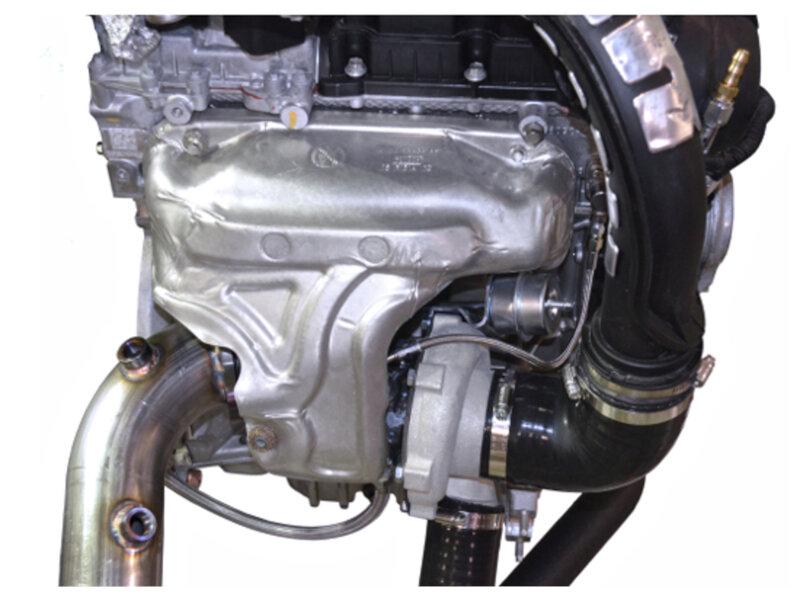 2014-2017 Fiesta ST ATP Bolt-On GT2860RS Turbocharger (350+ HP)