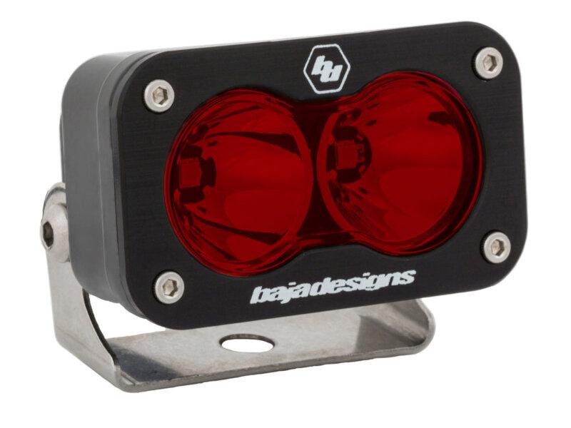 baja designs s2 sport red spot beam off road led light 54. Black Bedroom Furniture Sets. Home Design Ideas