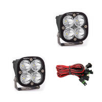 Baja Designs Squadron Pro Edition Work/Scene LED Light (Pair)