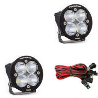 Baja Designs Squadron-R Pro Edition LED Spot Light (Pair)