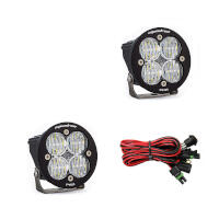 Baja Designs Squadron-R Pro Edition Wide Cornering LED Light (Pair)