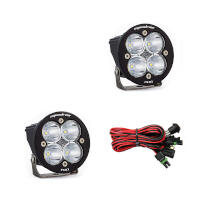 Baja Designs Squadron-R Pro Edition Work/Scene LED Light (Pair)