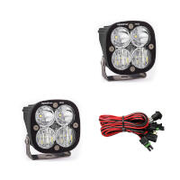 Baja Designs Squadron Pro Edition Driving/Combo LED Light (Pair)