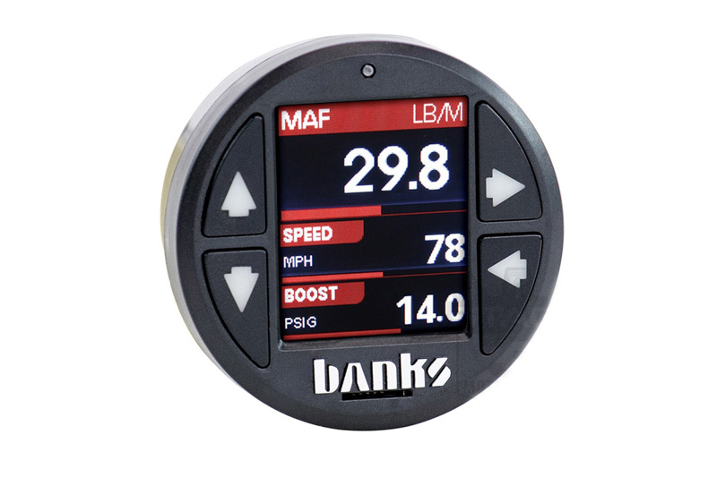 Banks iDash 1.8 Super Gauge (2007+ CANBUS Only)