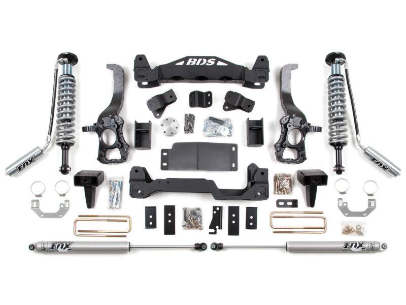 Fox Suspension Lift Kits >> 2009 2013 F150 4wd Bds 6 Coilover Lift Kit Fk 573f