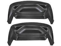 2009-2014 F150 Ford OEM Rear Wheel Well Liners