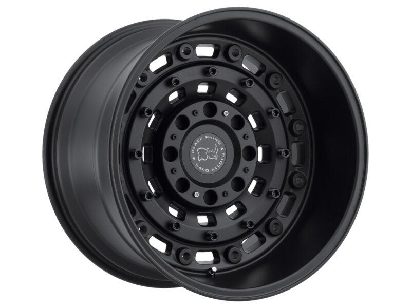 "2004-2019 F150 & Raptor Black Rhino Arsenal 17x9.5"" Wheel ..."