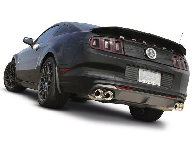 2013-2014 Mustang GT500 5 8L V8 Borla ATAK Axle-Back Exhaust System