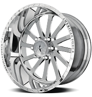 2004-2018 F150 American Force 22x14 Burnout SS6 Wheel - Polished