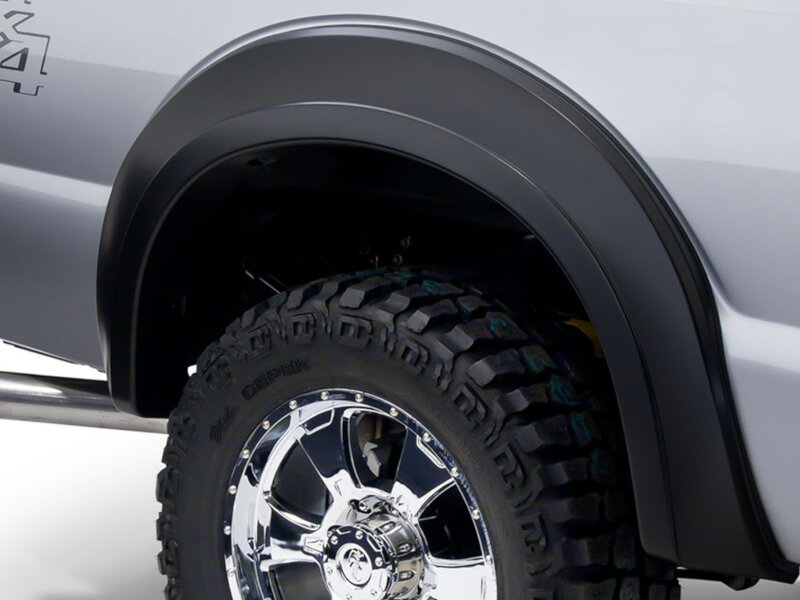 2016 Ford F350 >> 2017-2019 F250 & F350 Bushwacker Extend-a-Fender Extra Wide Fender Flares - 4 pc. BW-20943-02