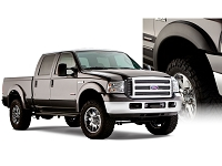 1999-2007 F250 & F350 Super Duty Bushwacker Extend-a-Fender Flares