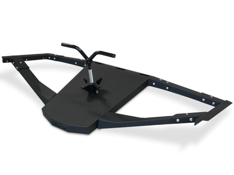 Tire Rack Coupon >> 2017-2019 F250 & F350 ADD Honey Badger Tire Carrier (Add-On to Chase Rack Base) ADD-C99552NA01NA