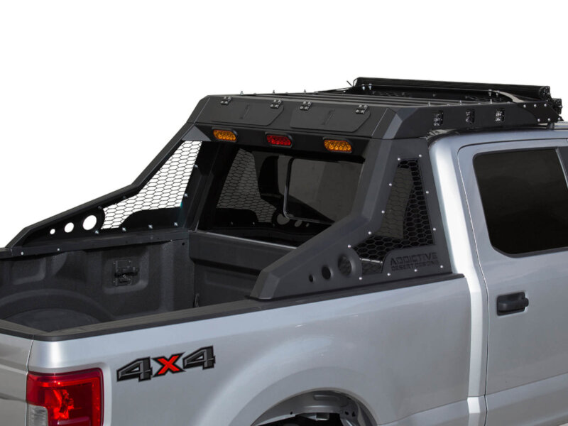 Ford F350 Vs F250 >> Headache Rack For Trucks. 2017 2018 F250 F350 ADD HoneyBadger Chase Rack ADD . Dodge Rambox ...