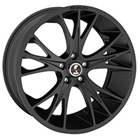 1994-2017 Mustang Carroll Shelby CS1 20x9 Wheel (Matte Black)