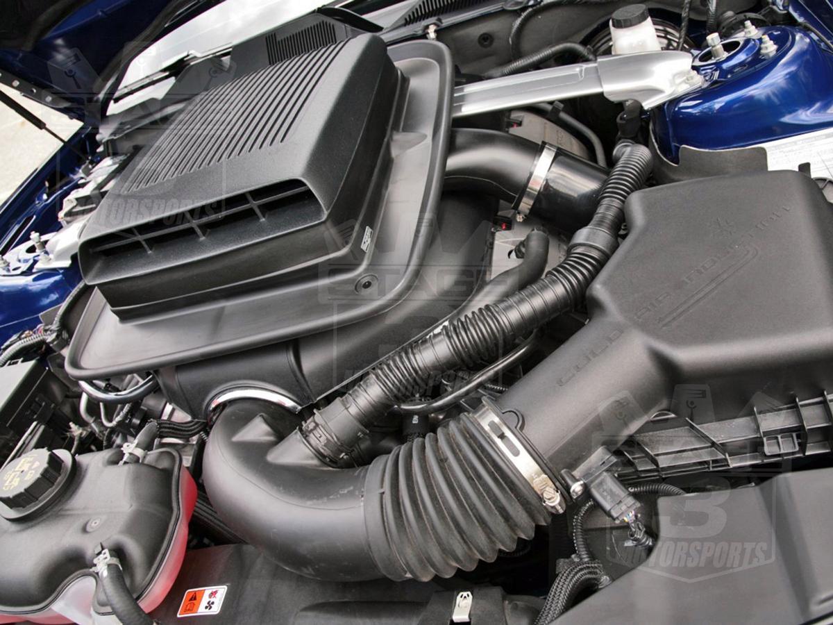 2016 Mustang Hood Scoop >> 2011-2014 Mustang GT 5.0L CDC Shaker Hood Scoop Kit 1111 ...