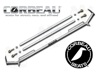 2005-2012 Mustang Corbeau Harness Bar