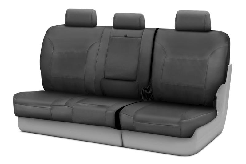2015 2019 F150 Coverking Ballistic Cordura Rear Seat