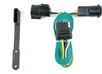 1997-2008 F150 / F250 Super Duty CURT Rear Trailer T-Connector Wiring Harness (w/o Factory Hitch)