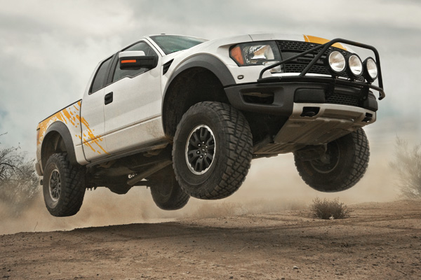 "2010-2014 Ford SVT Raptor Daystar 2"" Leveling Kit KF09129BK"