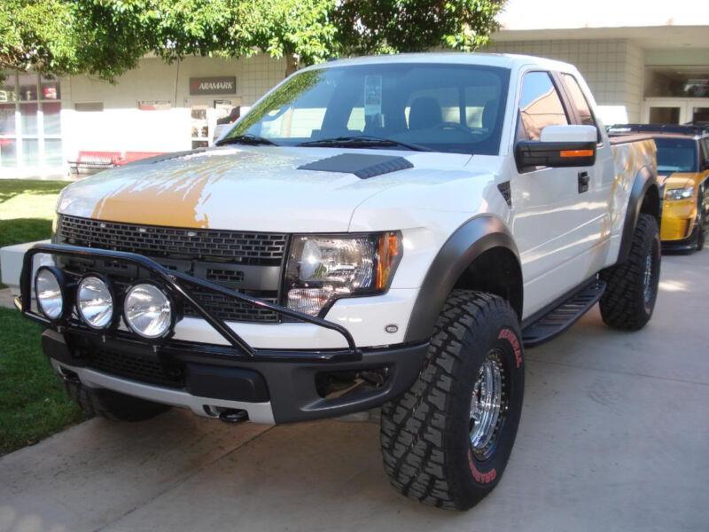 """2010-2014 Ford SVT Raptor Daystar 2"""" Leveling Kit KF09129BK2015 Ford Raptor Lifted"""