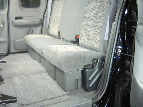 2000 2003 F150 Supercab Du Ha Under Seat Storage Unit 2000