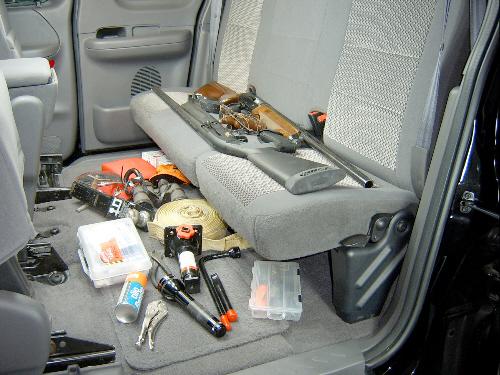 F150 Under Seat Storage >> 2000-2003 F150 SuperCab DU-HA Under Seat Storage Unit 2000