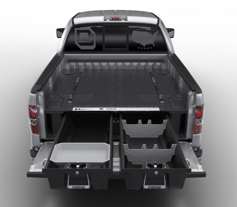 20042014 F150 Raptor DECKED Truck Bed Sliding Storage System