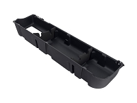 2009-2014 F150 SuperCrew DU-HA Underseat Storage Unit (w/ Subwoofer)