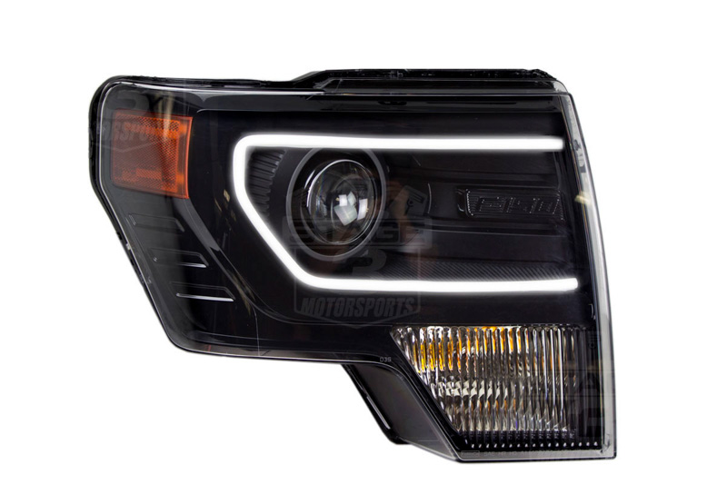 2014 F150 Headlights >> 2013 2014 F150 Diode Dynamics C Clamp Switchback Led Halo Kit For Projector Headlights Halo 1039switch