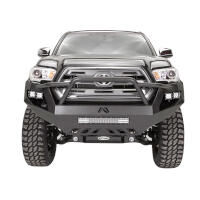 2016-2020 Tacoma Fab Fours Vengeance Pre-Runner Guard Front Bumper