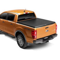 2019 Ford Ranger 5ft Bed TruXedo TruXport Soft-Rolling Tonneau Cover