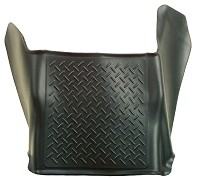 2008-2010 F250 & F350 Husky WeatherBeater Center Hump Floor Mat