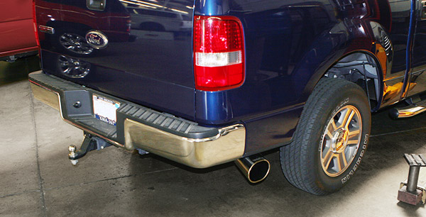 2004-2008 F150 Banks MONSTER� Cat-Back Exhaust Kit 48744