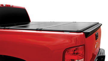 c8d1daf7873 2015-2019 F150   Raptor 5.5ft Bed Extang Encore Locking Tri-Fold Tonneau.  Touch to zoom